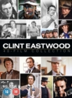 Clint Eastwood 40-film Collection - DVD