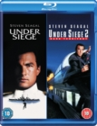 Under Siege/Under Siege 2 - Dark Territory - Blu-ray