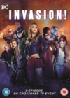 Invasion! - DC Crossover - DVD
