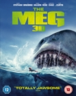 The Meg - Blu-ray
