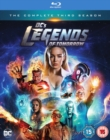DC's Legends of Tomorrow: The Complete Third Season - Blu-ray