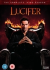 Lucifer: The Complete Third Season - DVD