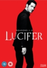Lucifer: Seasons 1-3 - DVD