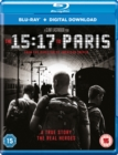The 15:17 to Paris - Blu-ray