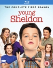 Young Sheldon: The Complete First Season - Blu-ray