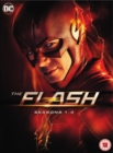 The Flash: Seasons 1-4 - DVD