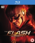 The Flash: Seasons 1-4 - Blu-ray