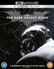 The Dark Knight Rises - Blu-ray