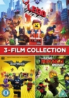 Lego 3-film Collection - DVD