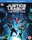 Justice League Vs the Fatal Five - Blu-ray