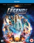DC's Legends of Tomorrow: The Complete Fourth Season - Blu-ray