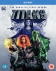 Titans: The Complete First Season - Blu-ray
