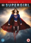 Supergirl: Seasons 1-4 - DVD