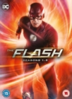 The Flash: Seasons 1-5 - DVD