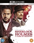 Sherlock Holmes: A Game of Shadows - Blu-ray