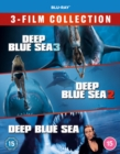 Deep Blue Sea: 3-film Collection - Blu-ray