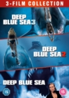 Deep Blue Sea: 3-film Collection - DVD