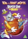 Tom and Jerry: Blast Off to Mars - DVD