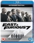 Fast & Furious 7 - Extended Edition - Blu-ray