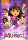 Dora and Friends: Feel the Music - DVD