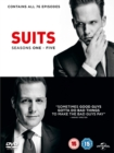 Suits: Seasons One - Five - DVD
