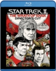 Star Trek 2 - The Wrath of Khan: Director's Cut - Blu-ray