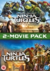 Teenage Mutant Ninja Turtles: 2-Movie Pack - DVD