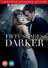 Fifty Shades Darker - The Unmasked Extended Edition - DVD