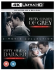 Fifty Shades: 2-movie Collection - Blu-ray