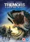 Tremors - A Cold Day in Hell - DVD