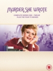 Murder She Wrote: Complete Series One - Twelve - DVD