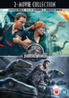 Jurassic World/Jurassic World - Fallen Kingdom - DVD