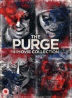 The Purge: 4-movie Collection - DVD