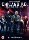 Chicago P.D.: Seasons One - Five - DVD