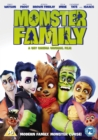 Monster Family - DVD