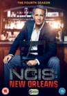 NCIS New Orleans: The Fourth Season - DVD
