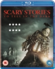 Scary Stories to Tell in the Dark - Blu-ray