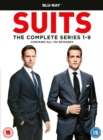 Suits: Seasons One - Nine - Blu-ray