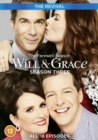 Will and Grace - The Revival: Season Three - The Farewell Season - DVD