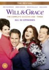Will and Grace - The Revival: The Complete Seasons One-three - DVD