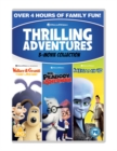 Thrilling Adventures: 3-movie Collection - DVD