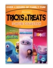 Tricks & Treats: 3-movie Collection - DVD