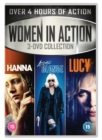 Women in Action Triple Collection - DVD