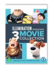 Illumination Presents: 3-movie Collection - DVD