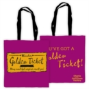 CHARLIE CHOC FACTORY EDGE TO EDGE TOTE B - Book