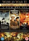 World War II - Soldiers of Valour Box Set - DVD