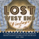 Lost West End Vintage 2: London's Forgotten Musicals 1943-1962 - CD