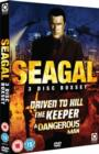 Driven to Kill/The Keeper/A Dangerous Man - DVD