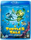A   Turtle's Tale: Sammy's Adventures - Blu-ray