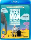 The Hundred Year-old Man Who Climbed Out of the Window... - Blu-ray